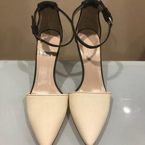 New never worn heels.